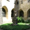 Внутрішній дворик музею